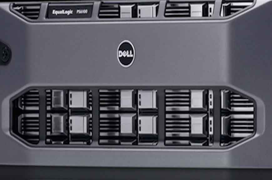 Odzyskiwanie danych Dell Equallogic